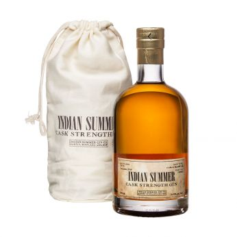 Indian Summer Cask Strength Gin Ex-Sherry Macduff Whisky Cask#G802053 70cl