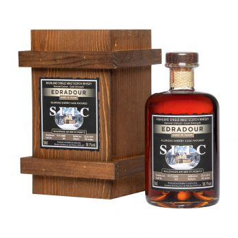 Edradour 2008 10y Oloroso Sherry Cask#362 SFTC Straight from the Cask 50cl