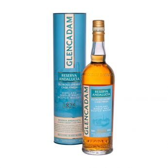 Glencadam Reserva Andalucia Single Malt Scotch Whisky 70cl