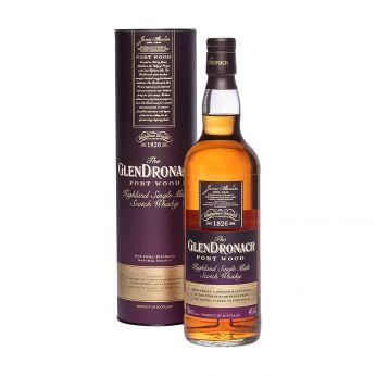 GlenDronach Port Wood Single Malt Scotch Whisky 70cl