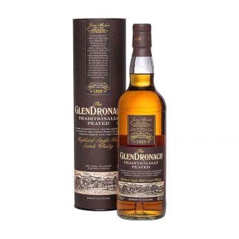 GlenDronach Traditionally Peated Single Malt Scotch Whisky 70cl