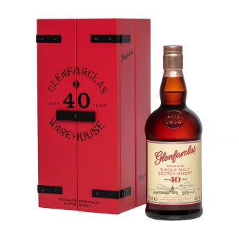 Glenfarclas 40y Warehouse Edition Single Malt Scotch Whisky 70cl