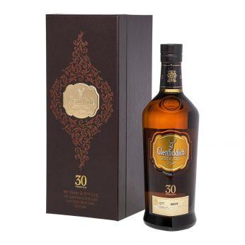 Glenfiddich 30y Single Malt Scotch Whisky 70cl