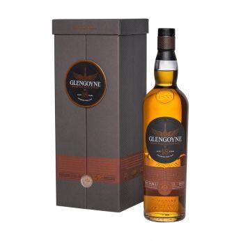 Glengoyne 18y Single Malt Scotch Whisky 70cl