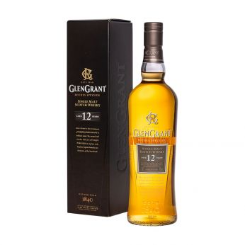 Glen Grant 12y Single Malt Scotch Whisky 70cl