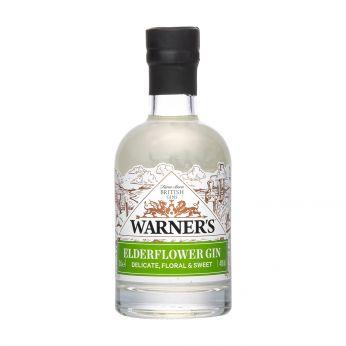 Warner's Elderflower Gin 20cl