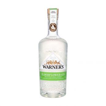 Warner's Elderflower Gin 70cl
