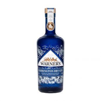 Warner's Harrington Dry Gin 70cl
