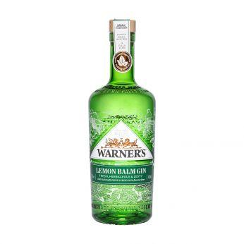 Warner's Lemon Balm Gin 70cl