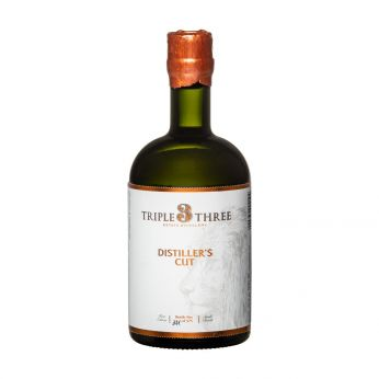 Triple Three Gin Distiller's Cut 50cl
