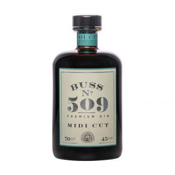 Buss No.509 Midi Cut Gin Choice Cut Collection 70cl