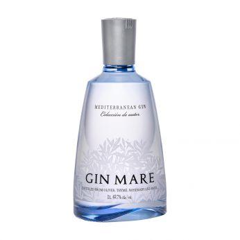 Gin Mare Mediterranean Gin 100cl