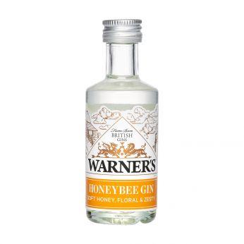 Warner's Honeybee Gin Miniature 5cl