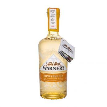 Warner's Honeybee Gin 70cl