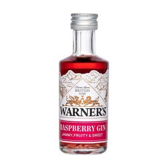 Warner's Raspberry Gin Miniature 5cl