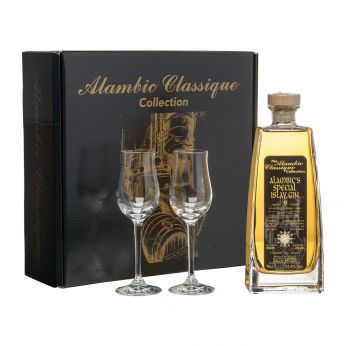FoG-2S Alambic's Special Islay Gin 2009 9y Ardbeg Whisky Cask #18408  GP Alambic Classique 70cl