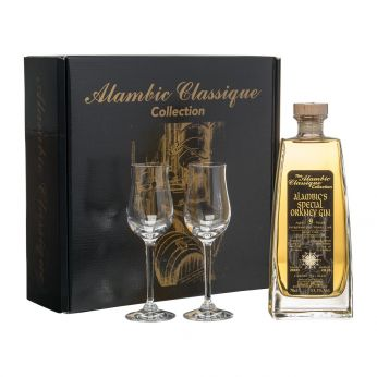 Alambic's Special Orkney Gin 2009 9y Highland Park Whisky Cask #18407 GP Alambic Classique 70cl