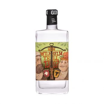 Haldi Hof Wilhelm Tell 1307 Gin 70cl
