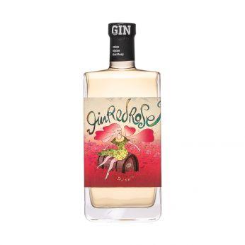 Haldi Hof Red Rose Gin 70cl