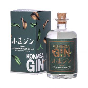 Komasa Hojicha Japanese Craft Gin 50cl