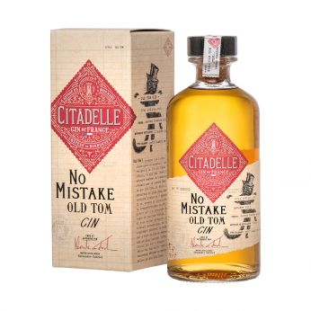 Citadelle Old Tom Gin No Mistake 50cl