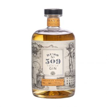 Buss No.509 Belgian Apple Gin Author Collection 70cl
