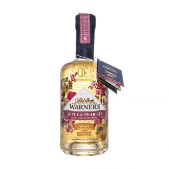Warner's Joules Apple & Pear Gin 70cl