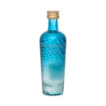 Mermaid Gin Isle of Wight Small Batch Gin Miniature 5cl