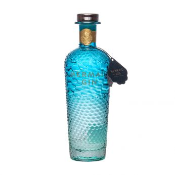 Mermaid Gin Isle of Wight Small Batch Gin 70cl