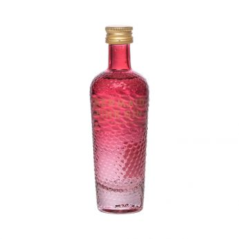 Mermaid Pink Gin Isle of Wight Small Batch Gin Miniature 5cl