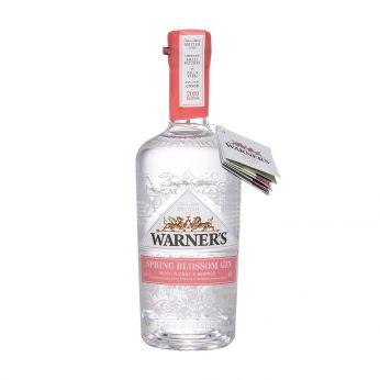Warner's Spring Blossom Gin 70cl