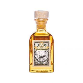 V-Sinne Schwarzwald Aged Gin Limitierte Edition 2020 Miniature 4cl