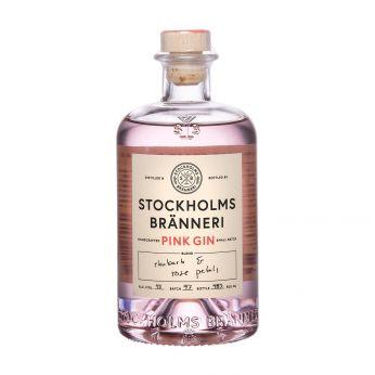 Stockholms Bränneri Pink Gin 50cl