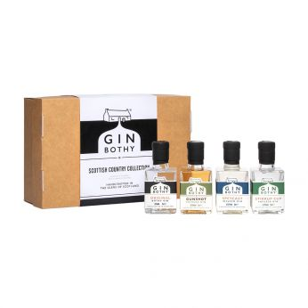 Gin Bothy Country Collection Gin Box 4x5cl