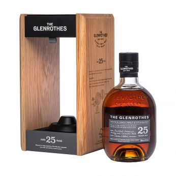 Glenrothes 25y Soleo Collection Single Malt Scotch Whisky 70cl