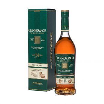 Glenmorangie 14y The Quinta Ruban Port Cask Finish Single Malt Scotch Whisky 70cl