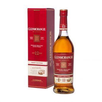 Glenmorangie 12y The Lasanta Sherry Cask Finish Single Malt Scotch Whisky 70cl