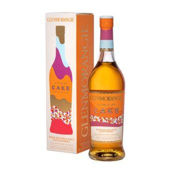 Glenmorangie A Tale of Cake Limited Edition Single Malt Scotch Whisky 70cl