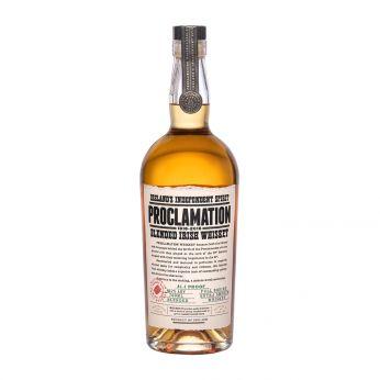 Proclamation Blended Irish Whiskey 70cl