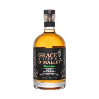 Grace O'Malley Blended Irish Whiskey 70cl