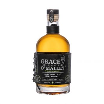 Grace O'Malley Dark Char Cask Special Limited Edition Blended Irish Whiskey 70cl