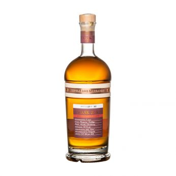 Marzadro 4y Single Cask #224 not filtered Grappa Riserva 70cl
