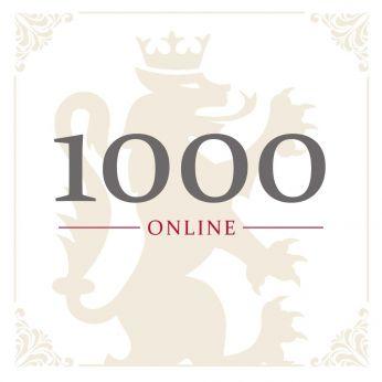 Geschenkgutschein Online CHF 1000.-