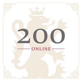 Geschenkgutschein Online CHF 200.-