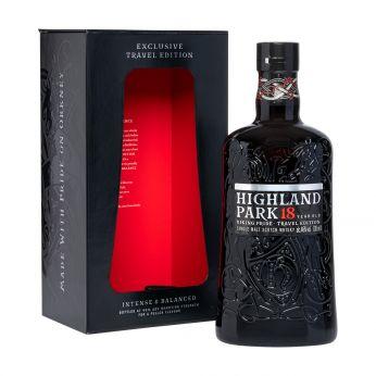 Highland Park 18y Viking Pride Travel Edition Orkney Single Malt Scotch Whisky 70cl