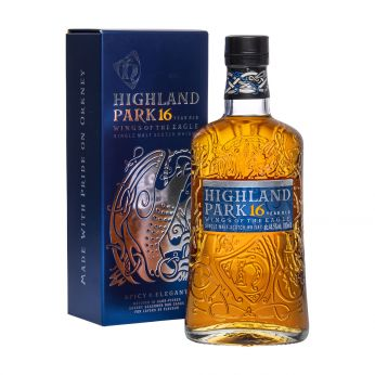 Highland Park 16y Wings of the Eagle Single Malt Scotch Whisky 70cl