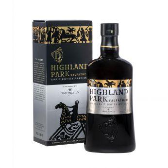 Highland Park Valfather Viking Legend Single Malt Scotch Whisky 70cl