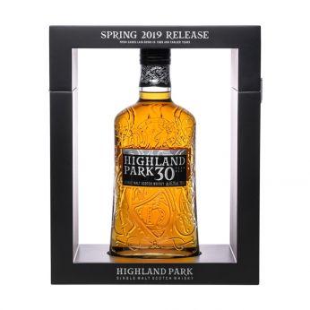 Highland Park 30y Spring 2019 Release Single Malt Scotch Whisky 70cl