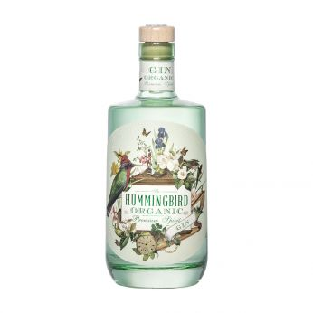 The Hummingbird Organic Premium Gin 50cl