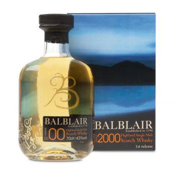 Balblair 2000 1st Release bot.2010 70cl